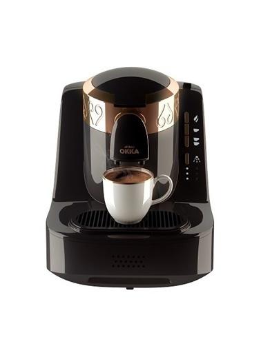 Arzum  Ok001 Okka Türk Kahve Makinası  Siyah